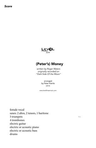 Money (Big Band)