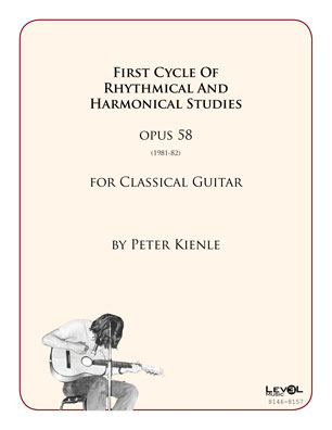 First Cycle Of Rhythmical And Harmonical Studies