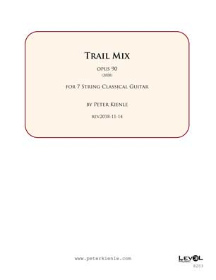 Trail Mix for 7 string guitar