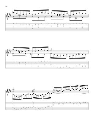 Well Tempered Clavier for 7 String Guitar Vol 2